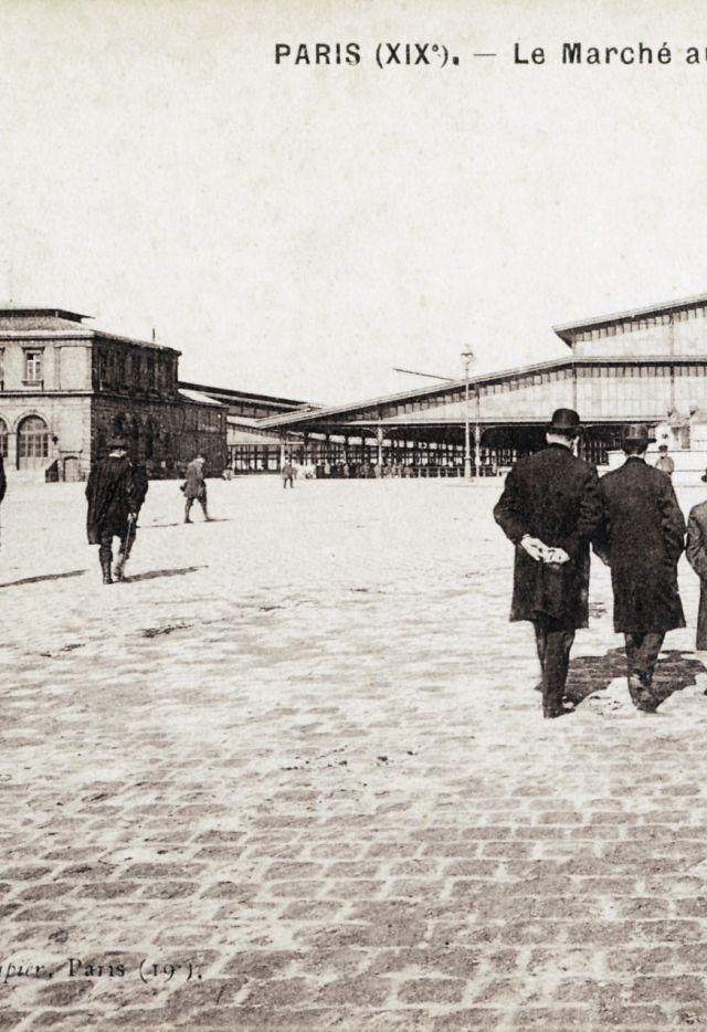 Pavillon Bourse de la halle aux Boeuf - Grande Halle de La Villette