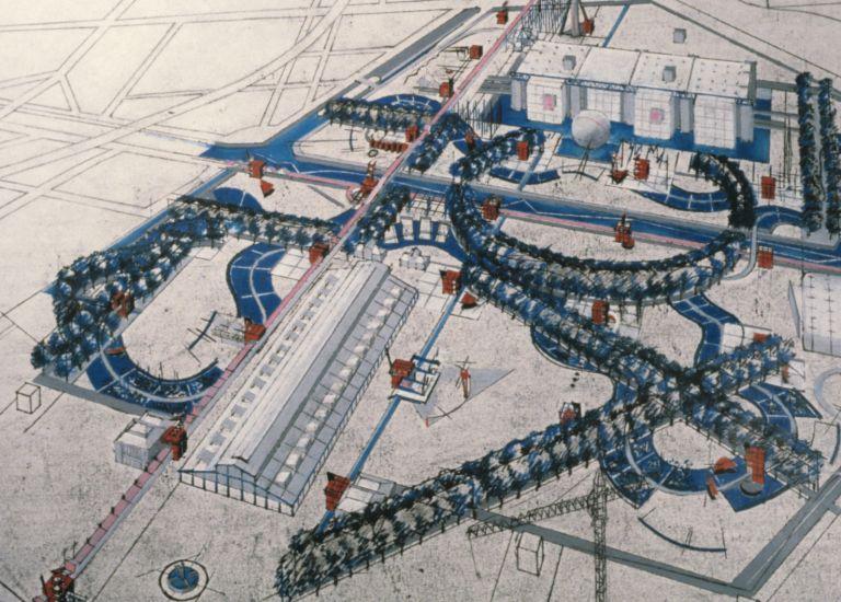 Projet de création du parc public La Villette