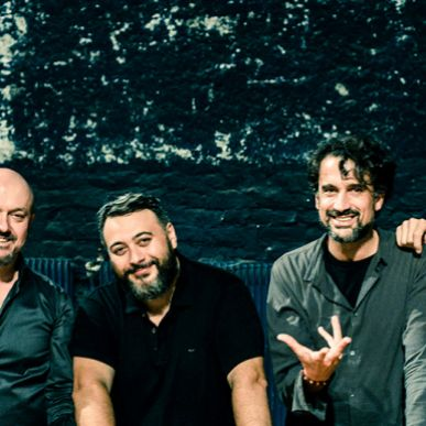 Eric Legnini, Baptiste Trotignon, Bojan Z & Pierre de Bethmann